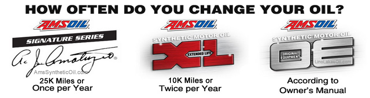 Amsoil High Performance Motor Oil